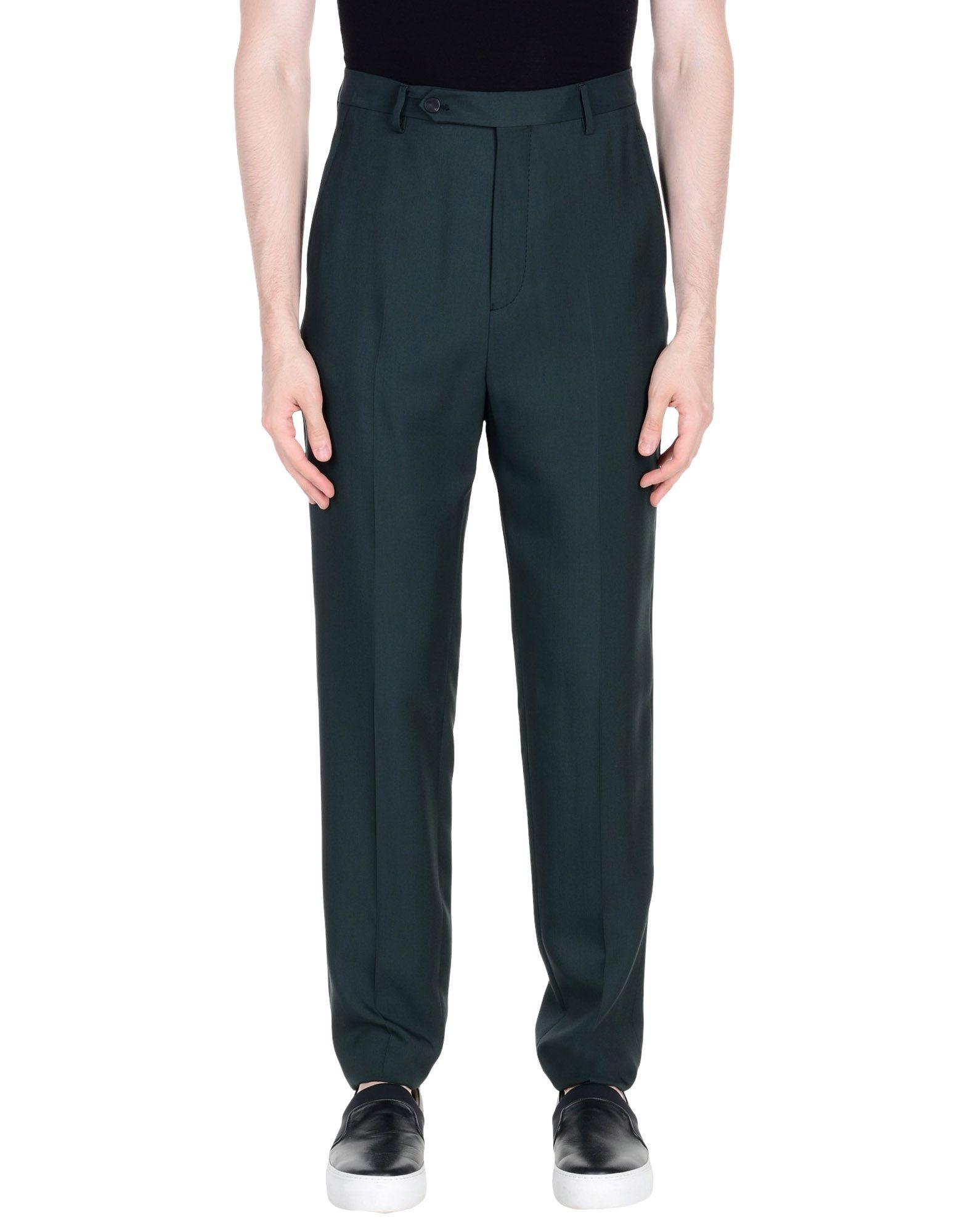 LANVIN Повседневные брюки брюки и капр