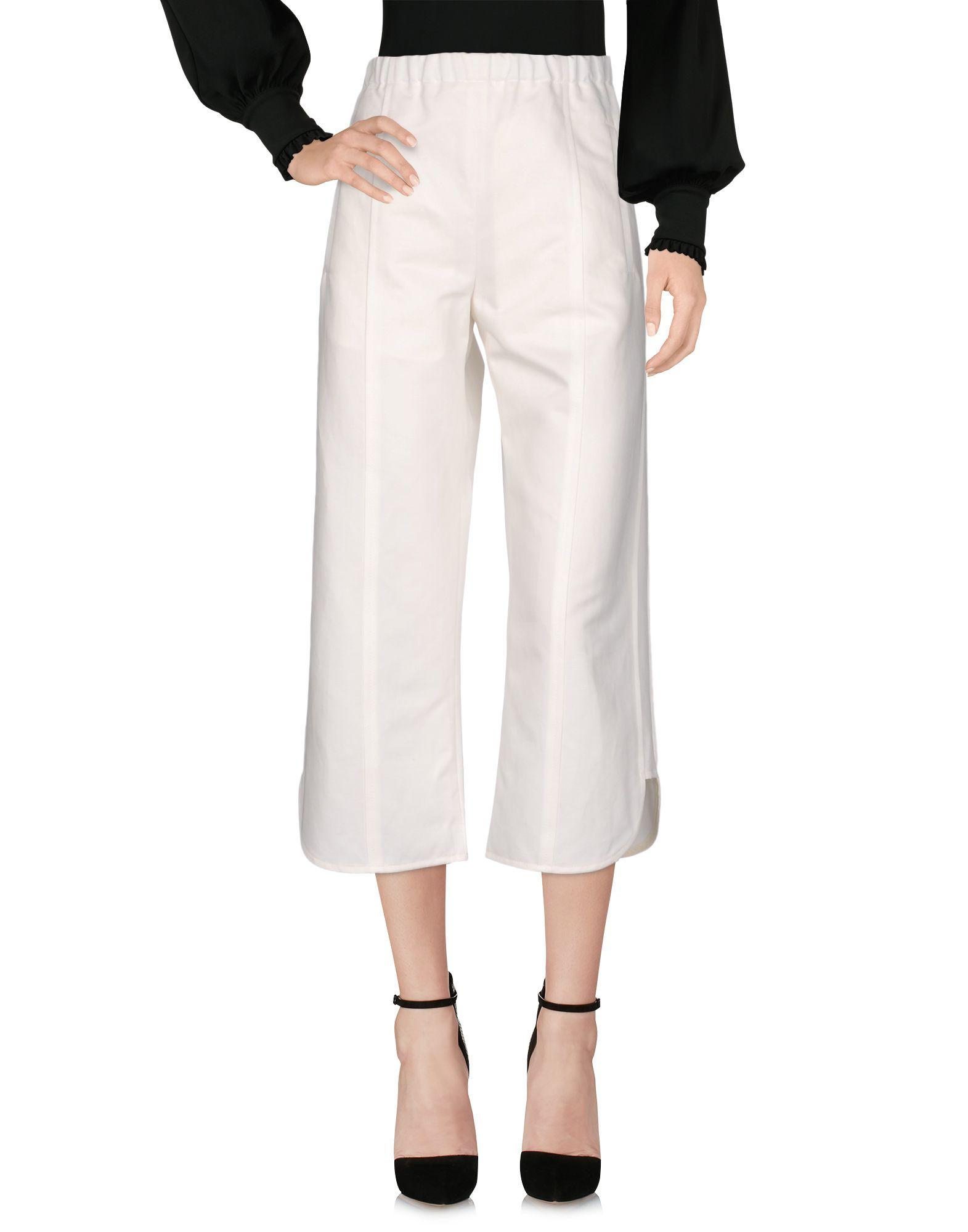 MARNI Брюки-капри marni джинсовые брюки капри