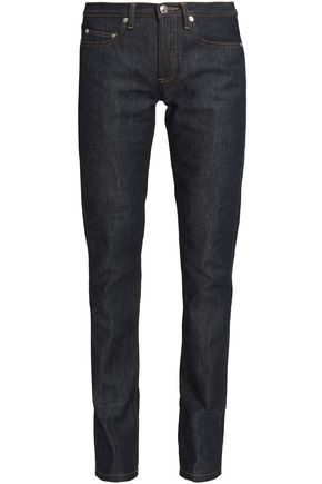 A.P.C. Low-straight-leg jeans
