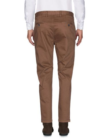 Фото 2 - Повседневные брюки от BL.11  BLOCK ELEVEN цвет какао