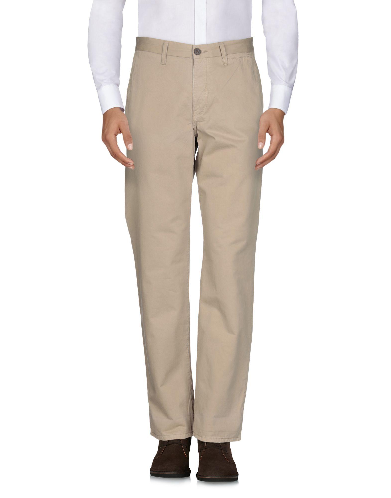 CHINO by BEN SHERMAN Повседневные брюки цена