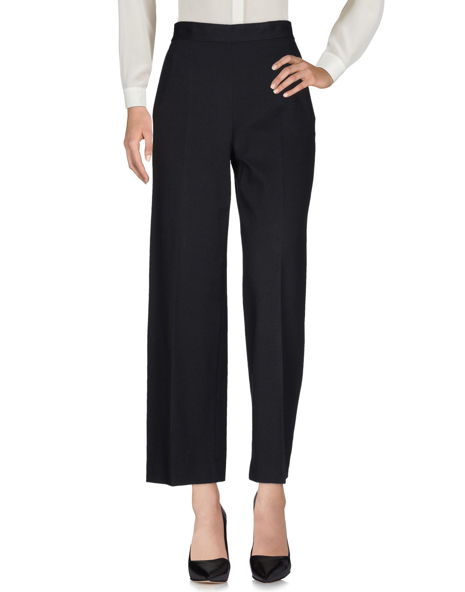 M MISSONI Повседневные брюки брюки широкие из саржи стрейч