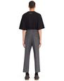 LANVIN Pants Man FLANNEL PINSTRIPE PANTS f