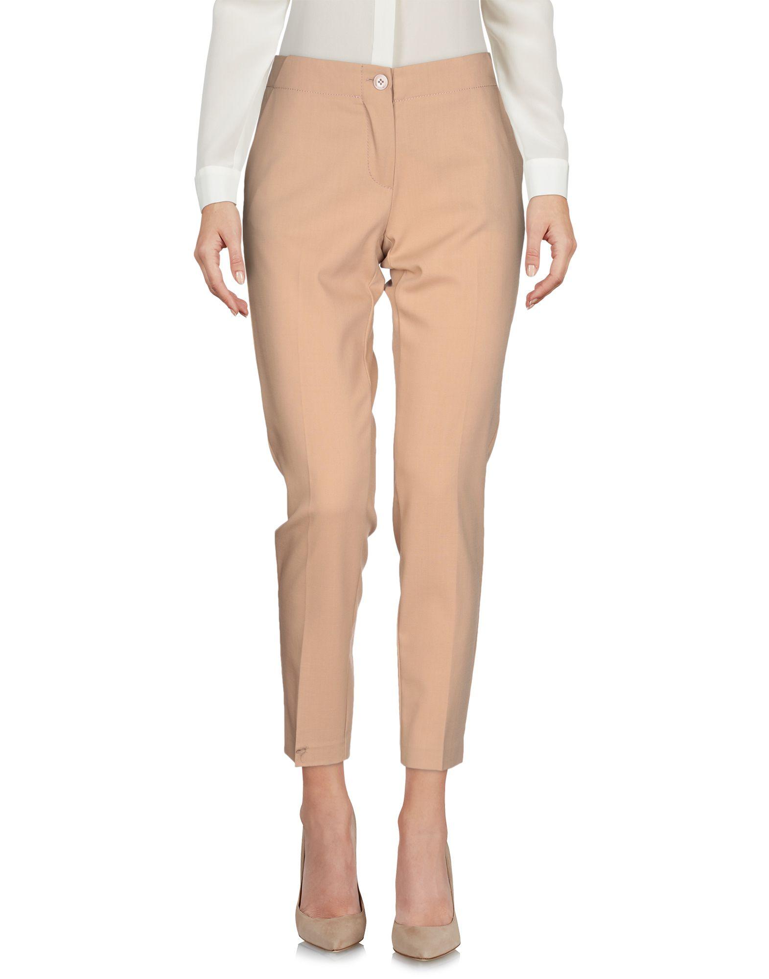 CARLA G. Повседневные брюки брюки g