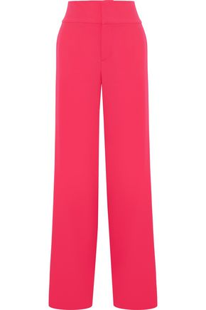 ALICE + OLIVIA Knox crepe wide-leg pants