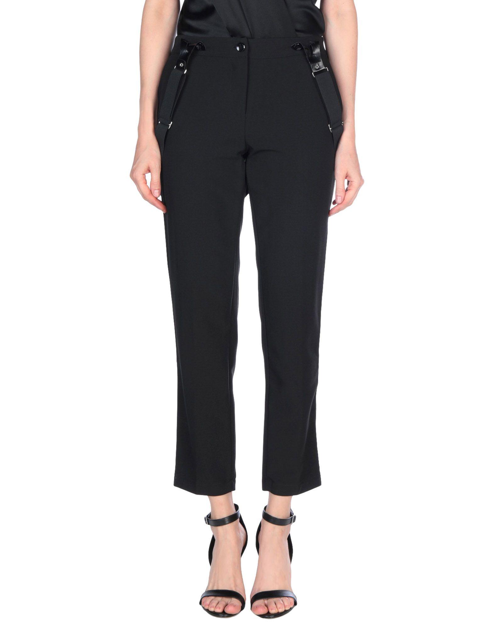 pantalon avec bretelle femme jusqu 80 pureshopping. Black Bedroom Furniture Sets. Home Design Ideas