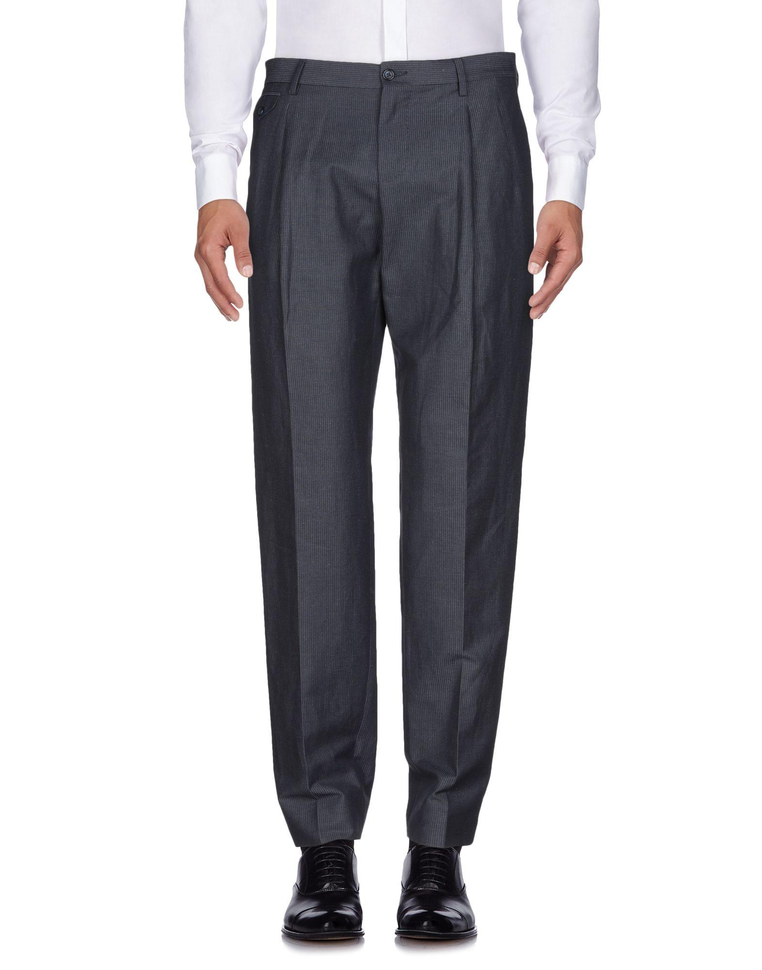 DOLCE & GABBANA Повседневные брюки брюки и капр