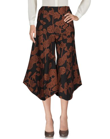 PAOLO ERRICO TROUSERS 3/4-length trousers Women