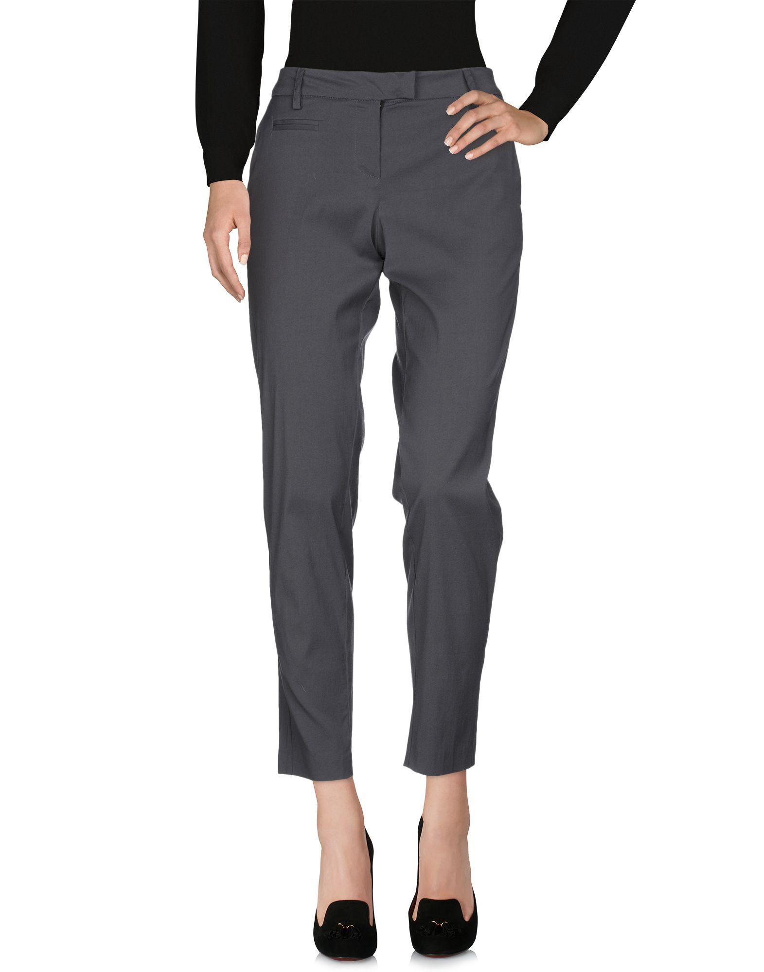MALLONI Повседневные брюки цены онлайн
