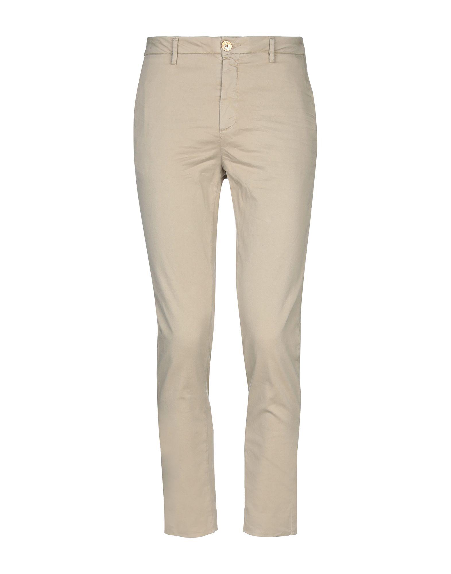 AGLINI Повседневные брюки брюки и капр