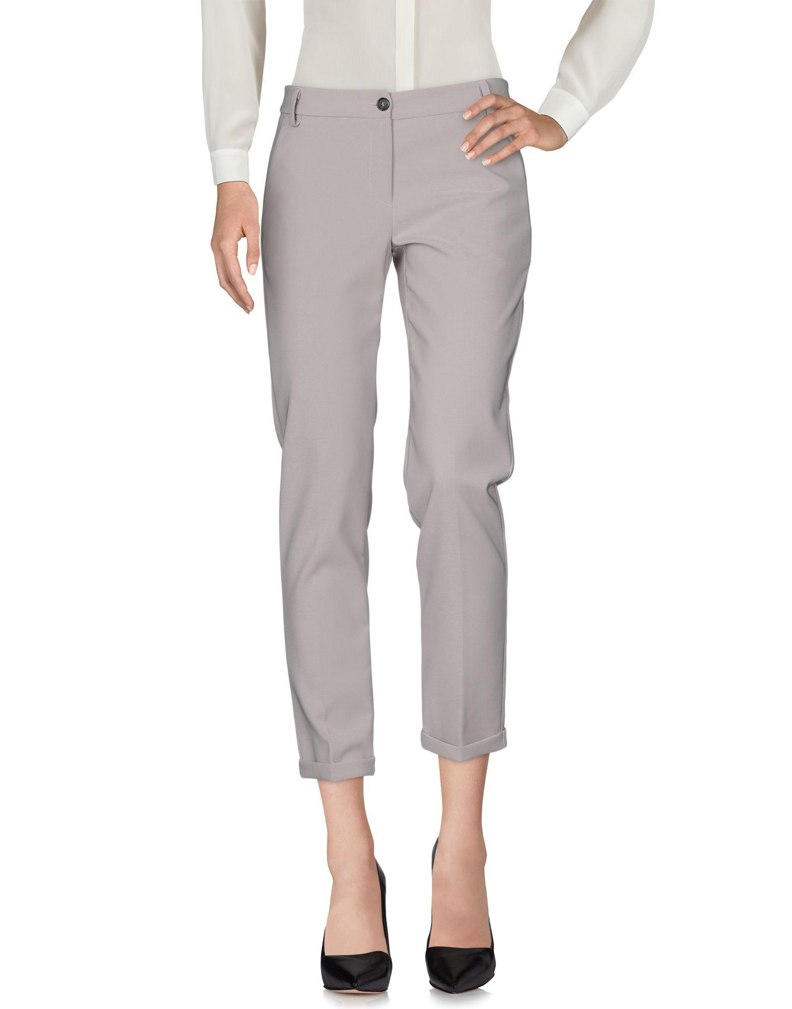 CRISTINA GAVIOLI Повседневные брюки брюки cristina gavioli брюки широкие