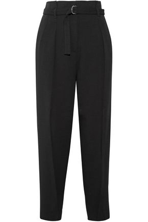 3.1 PHILLIP LIM High-rise crepe tapered pants