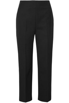 3.1 PHILLIP LIM High-rise wool-twill straight-leg pants