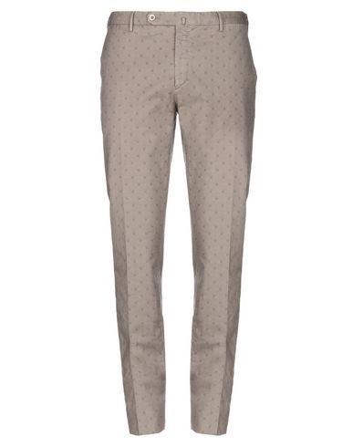 Фото - Повседневные брюки от GTA IL PANTALONE цвета хаки