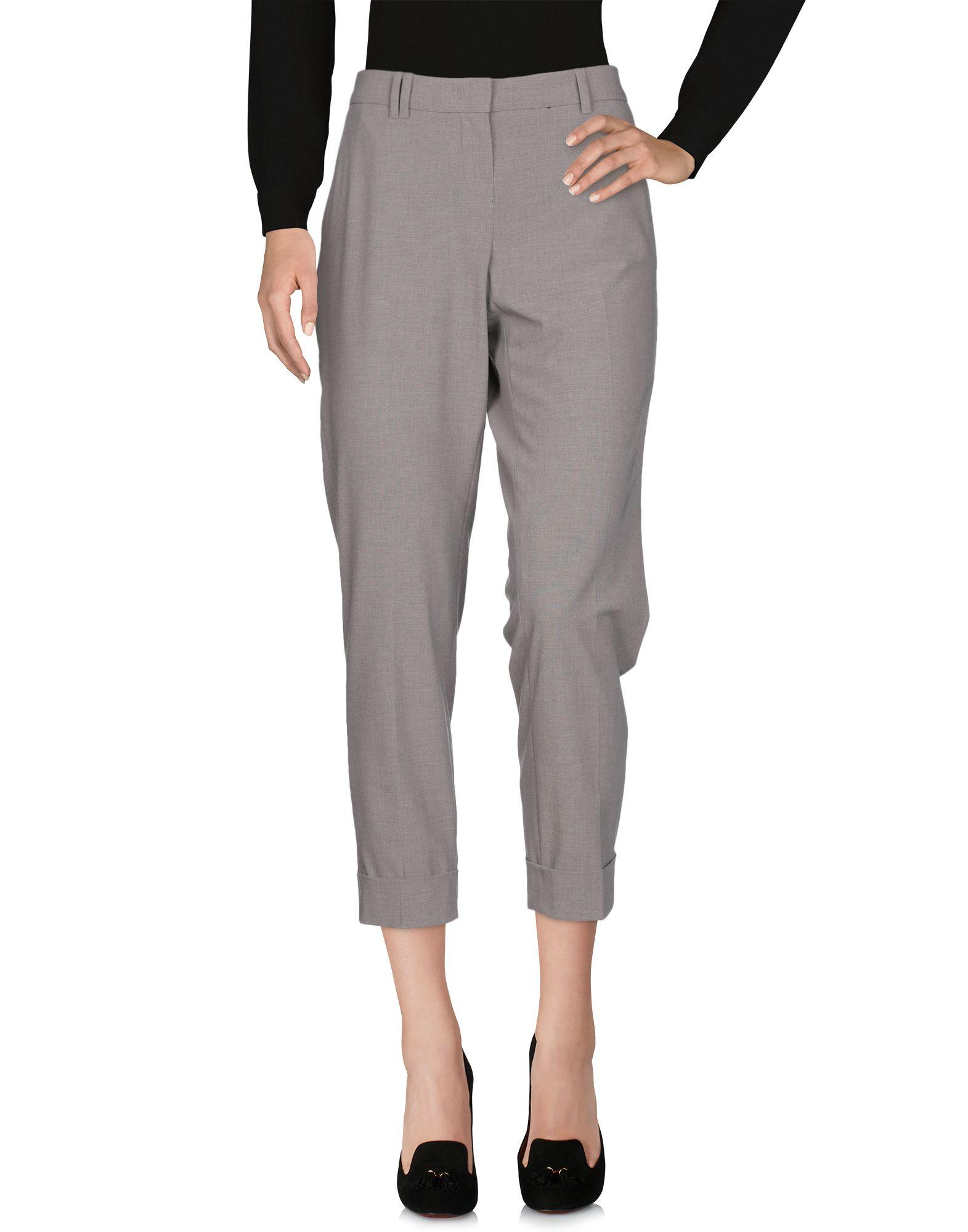SEDUCTIVE Casual Pants in Dove Grey