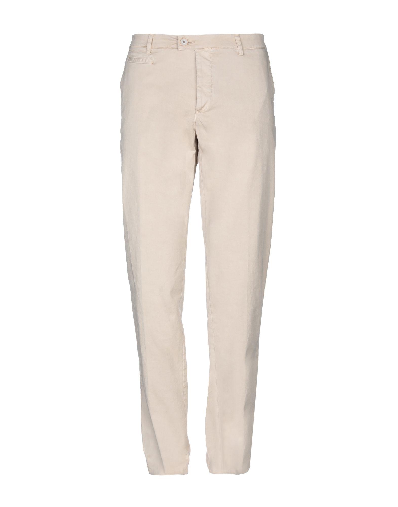 《セール開催中》CAVALLERIA TOSCANA メンズ パンツ ベージュ 56 コットン 98% / ポリウレタン 2%