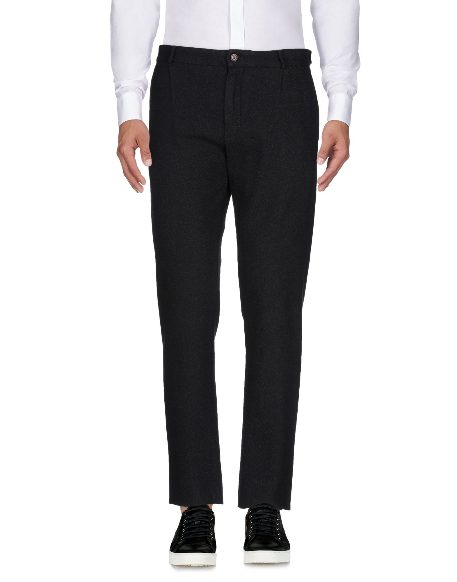 ITINERIS Casual Pants in Black