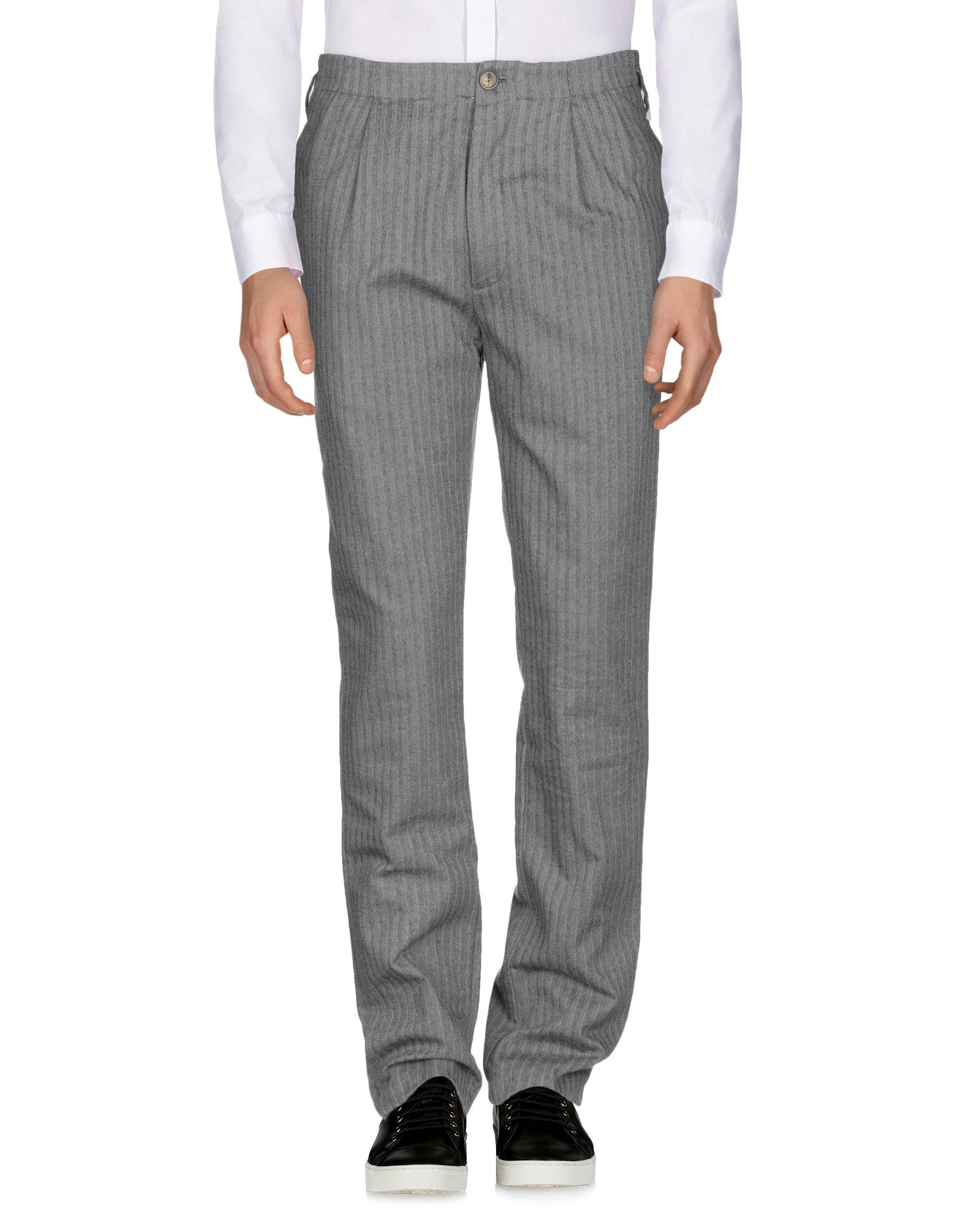 ITINERIS Casual Pants in Grey
