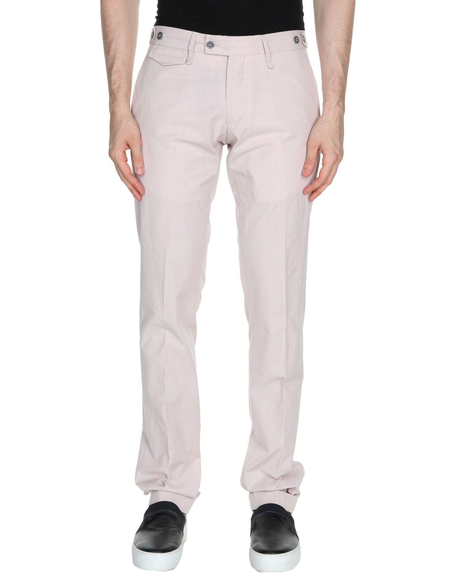 MESSAGERIE Повседневные брюки брюки дудочки в полоску palmora