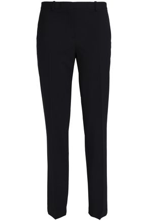 THEORY Wool-blend tapered pants