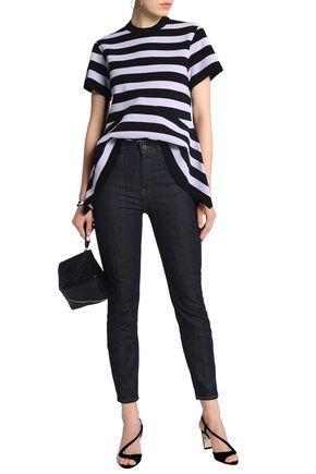 PROENZA SCHOULER Cropped high-rise skinny jeans