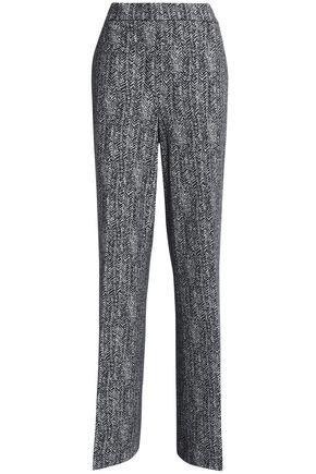 THEORY Knitted wide-leg pants