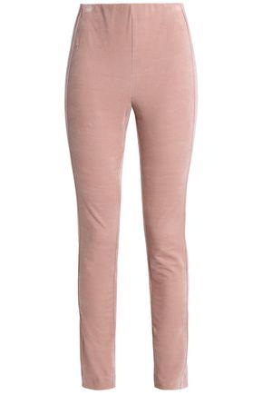 THEORY Velvet skinny pants