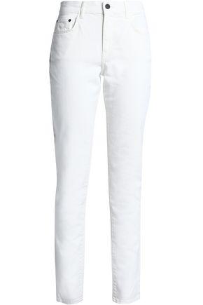 PROENZA SCHOULER Mid-rise slim-leg jeans