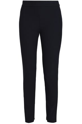 THEORY Cotton-blend ponte leggings