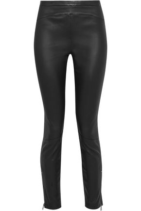 BELSTAFF Gazzelle leather leggings