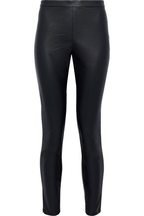 Faux Leather Leggings by N:Philantropy