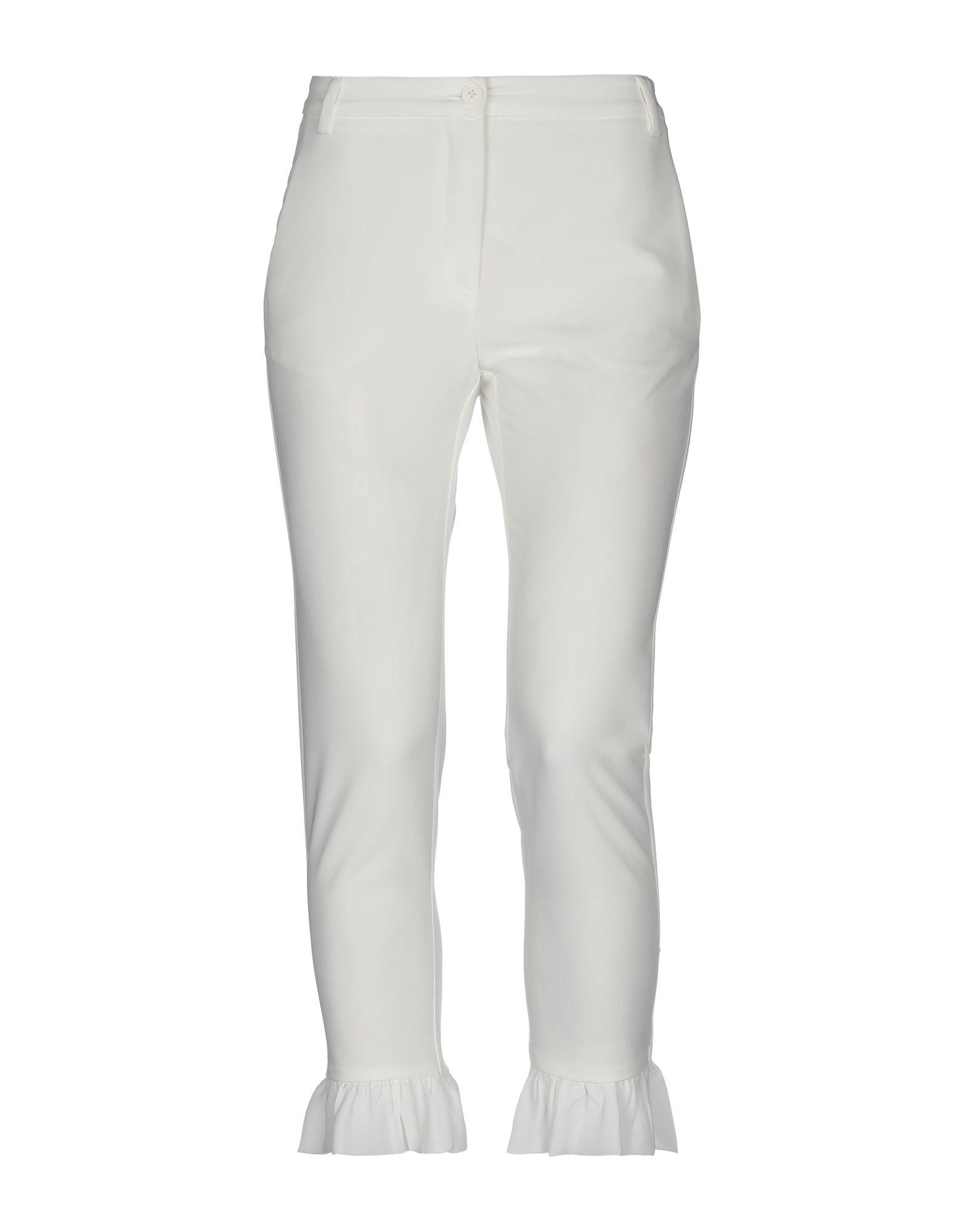DENNY ROSE Повседневные брюки gt 8105 rose gold