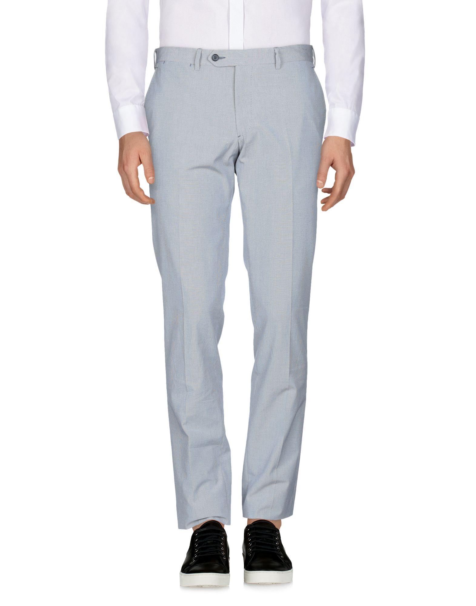 《送料無料》BRIAN HAMILTON メンズ パンツ ダークブルー 48 コットン 100%