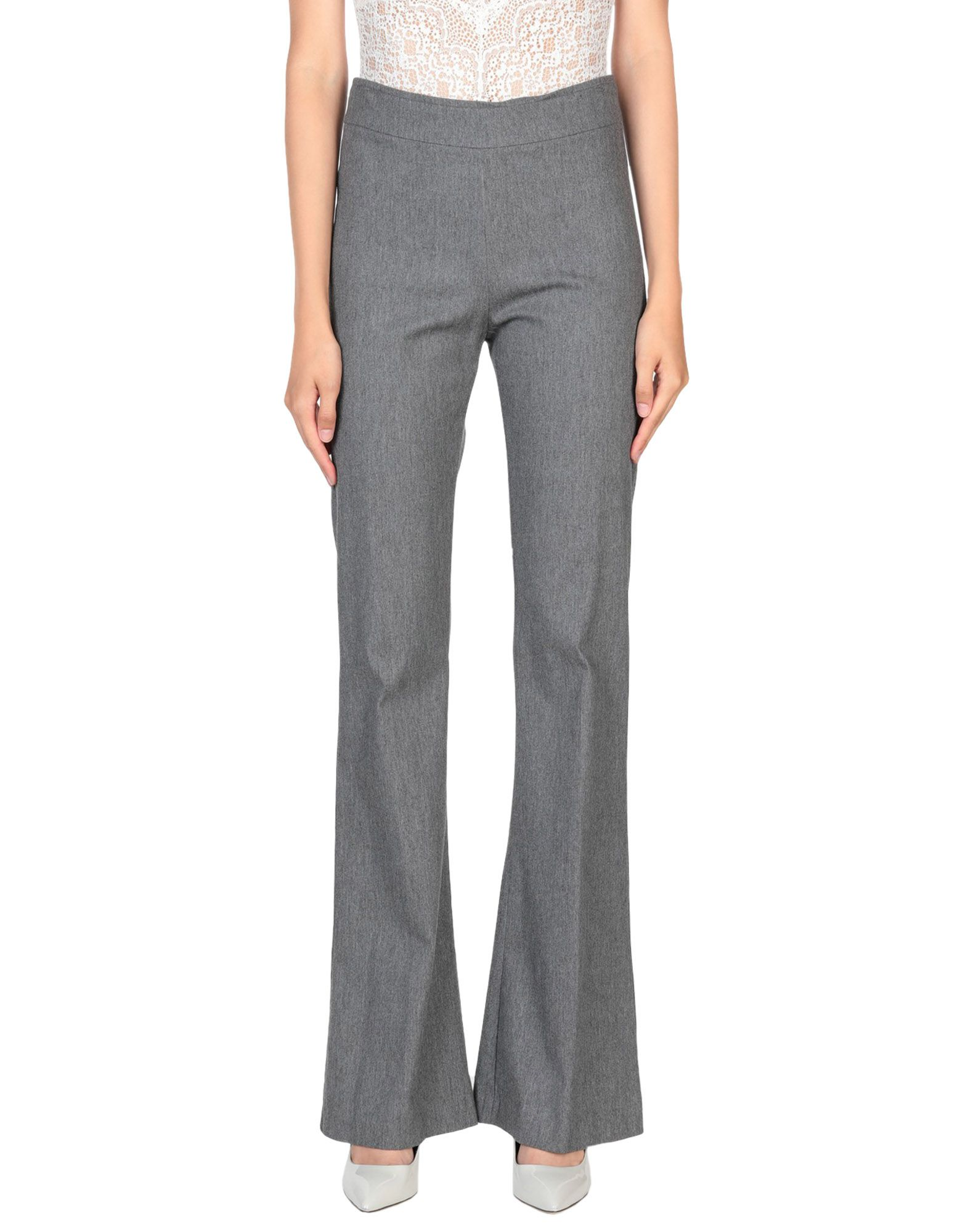 AVENUE MONTAIGNE Casual Pants in Grey