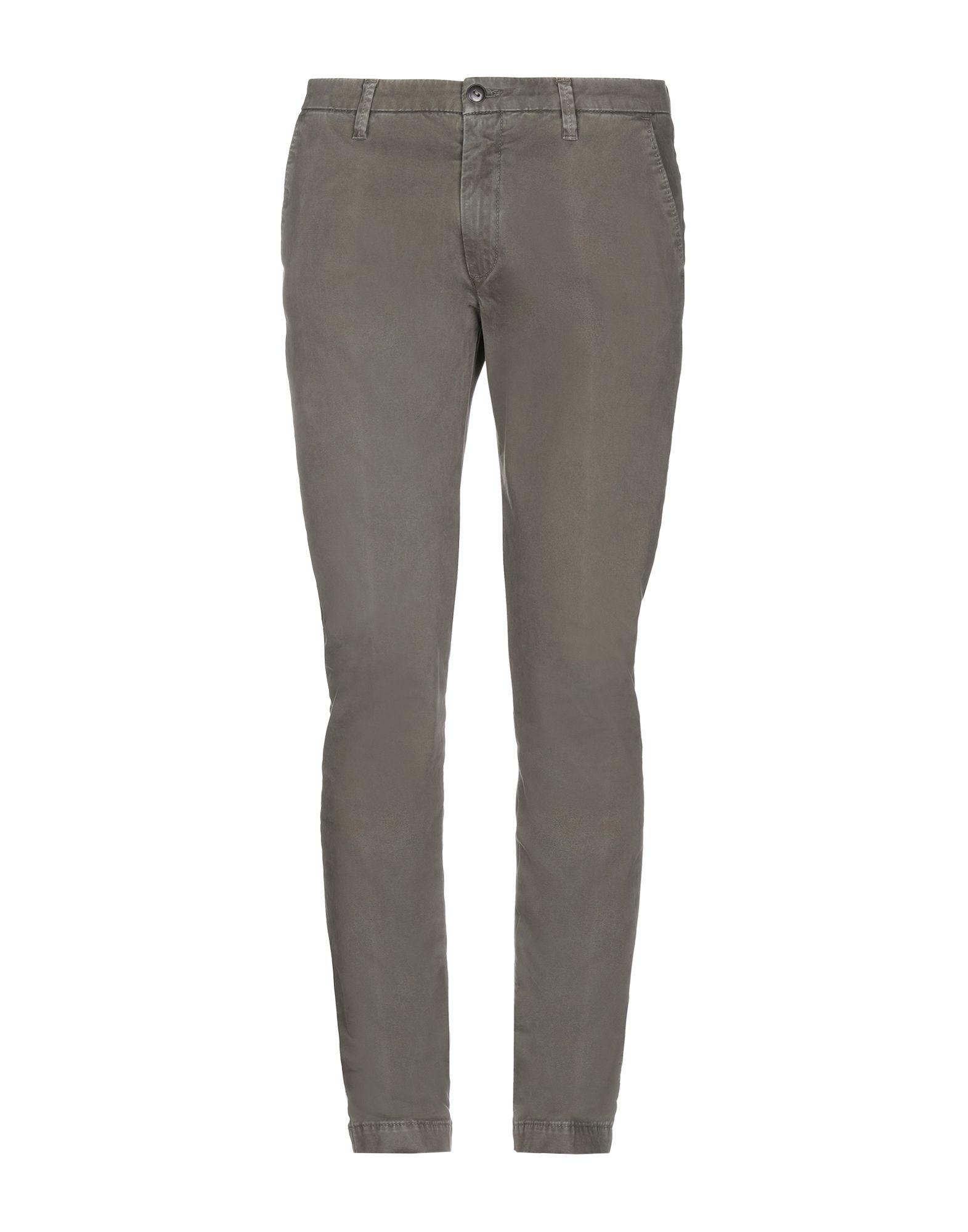 + - UGUALE Повседневные брюки брюки mokko