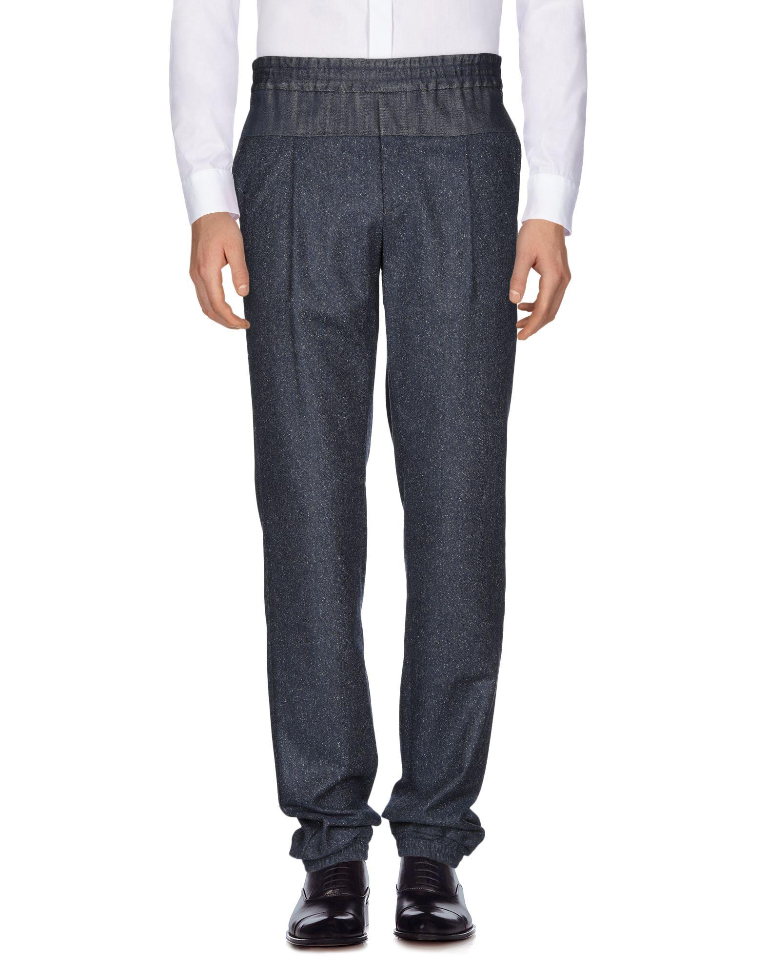 EMPORIO ARMANI Повседневные брюки брюки emporio armani брюки широкие