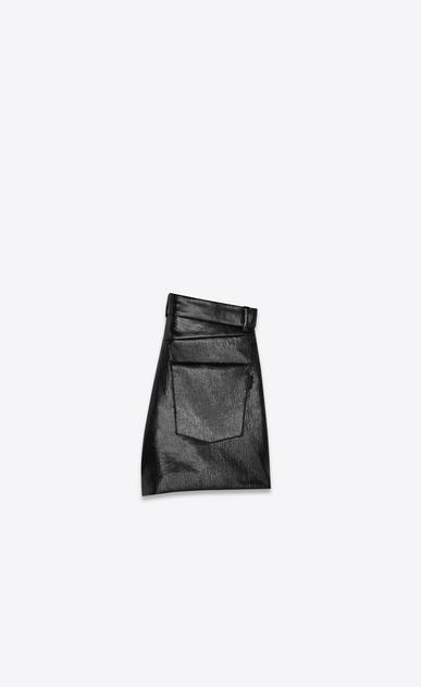 SAINT LAURENT Shorts Woman Vinyl shorts b_V4