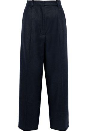 ACNE STUDIOS Milli wool-blend wide-leg pants