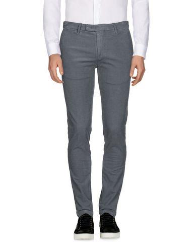 Фото - Повседневные брюки от SP1 свинцово-серого цвета