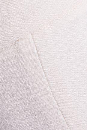 CAROLINA HERRERA Cropped wool straight-leg pants