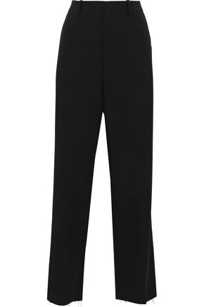 MARNI Wool-twill straight-leg pants
