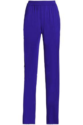 EMILIO PUCCI Stretch-jersey straight-leg pants