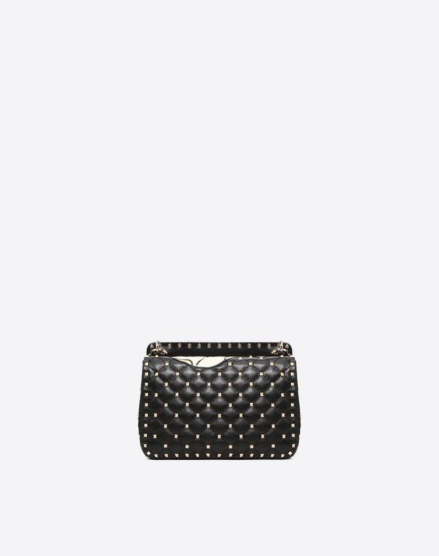 Medium flower motif Spike Bag