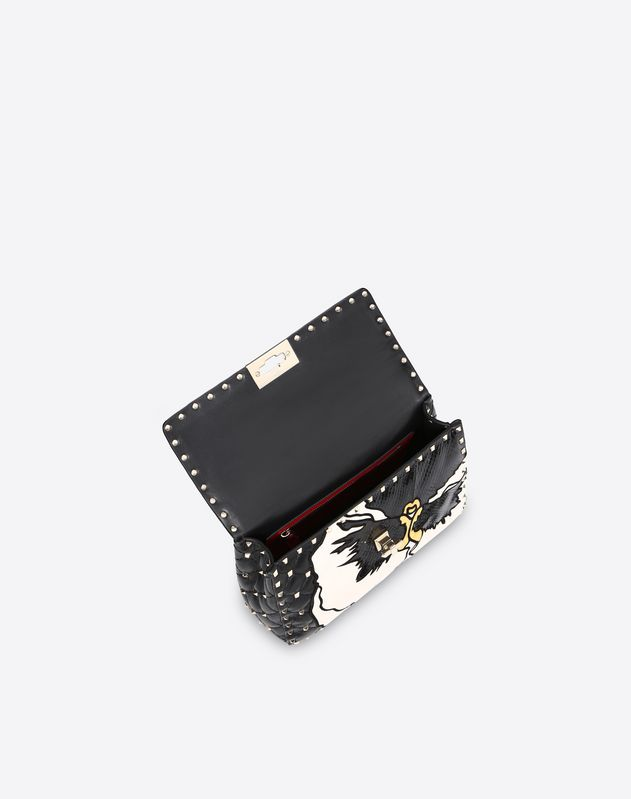 Rockstud Spike.It 中号链式手袋