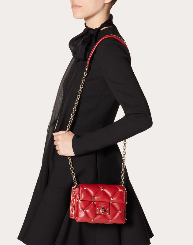 Mini Candystud Crossbody Bag