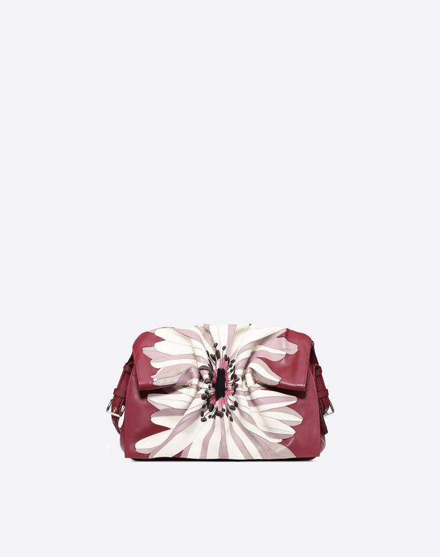 Flower Bloomy Crossbody Bag