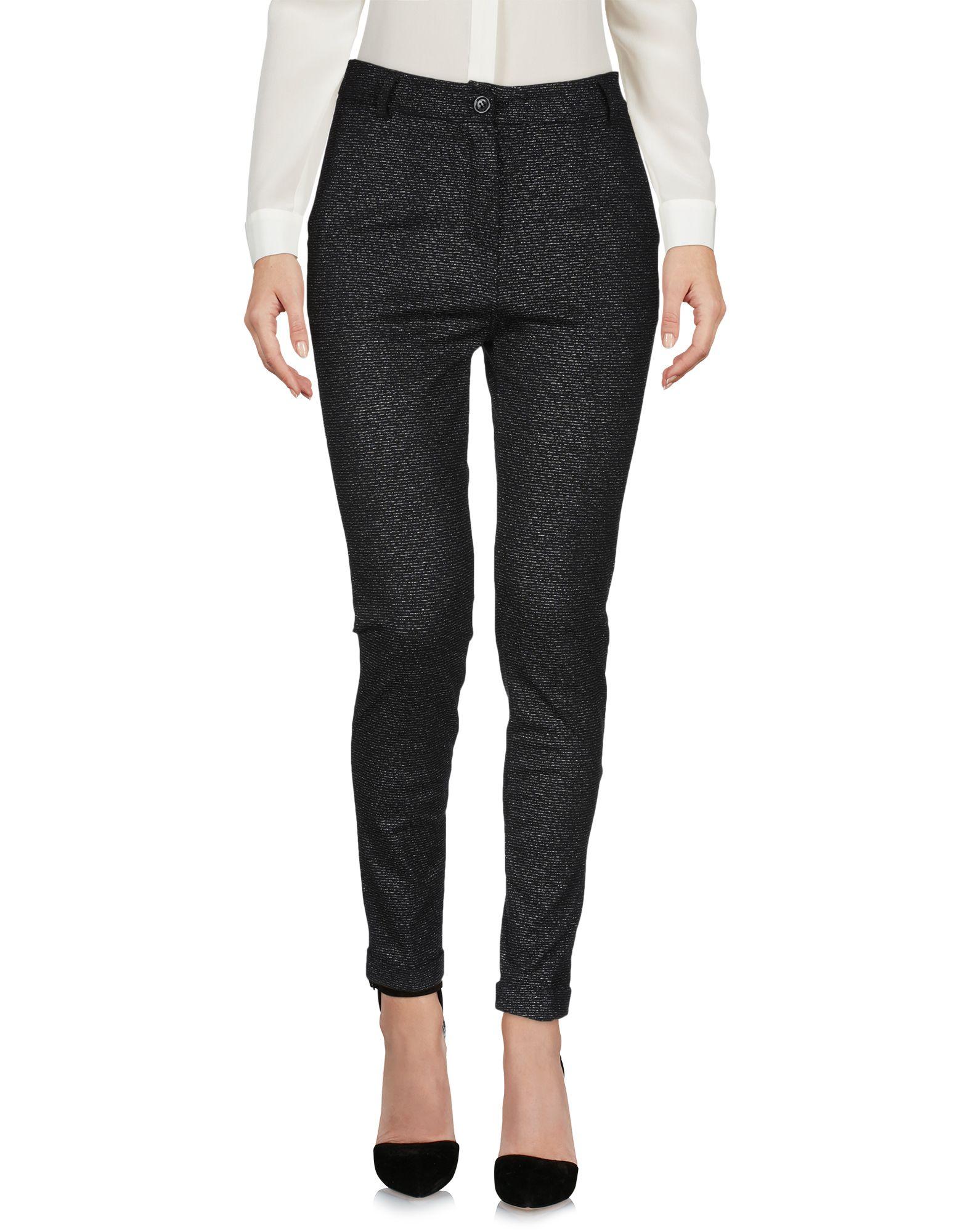 ARSENAL Повседневные брюки брюки из лиоцелла и льна