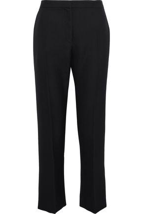HAIDER ACKERMANN Cropped wool straight-leg pants