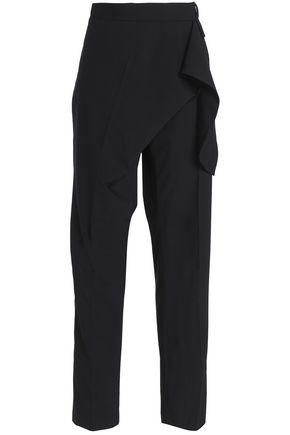 J.W.ANDERSON Draped woven straight-leg pants