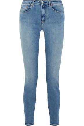 ACNE STUDIOS Skin 5 low-rise skinny jeans